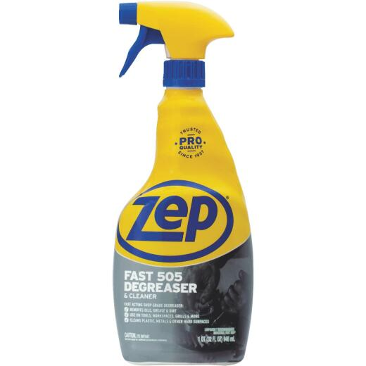 Zep Commercial Fast505 32 Oz. Liquid Cleaner & Degreaser