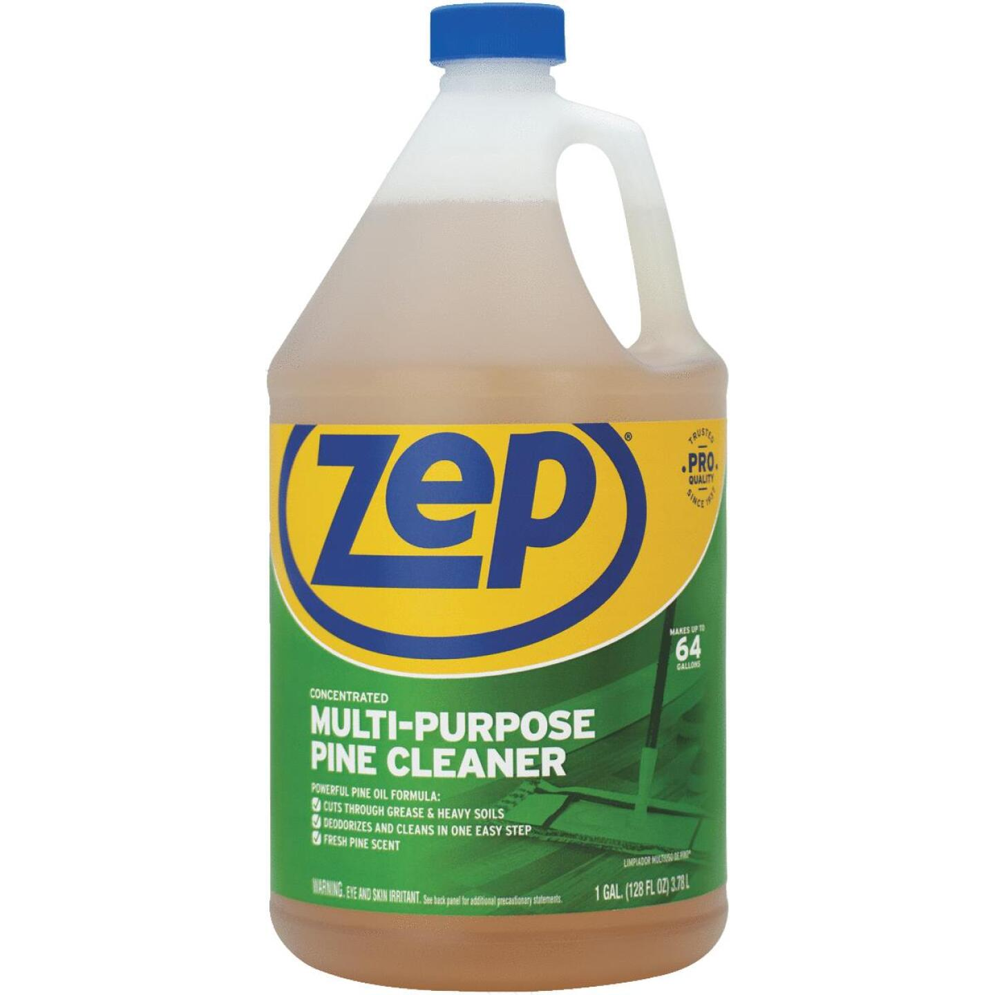 Zep 128 Oz. Pine Multi-Purpose Cleaner  Image 1