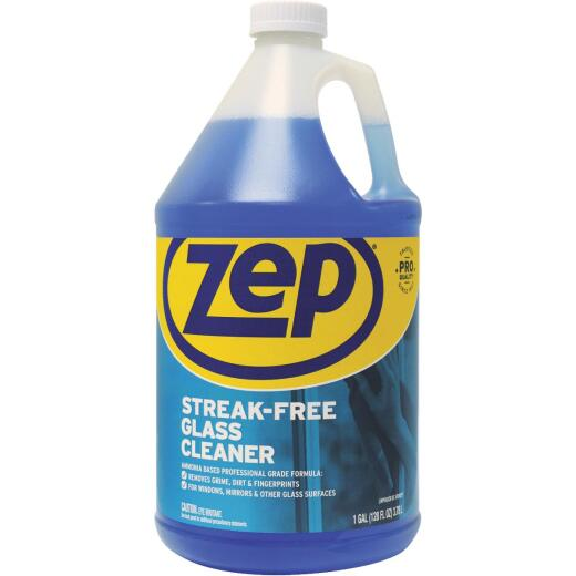 Zep Commercial 1 Gal. Heavy-Duty RTU Glass Cleaner