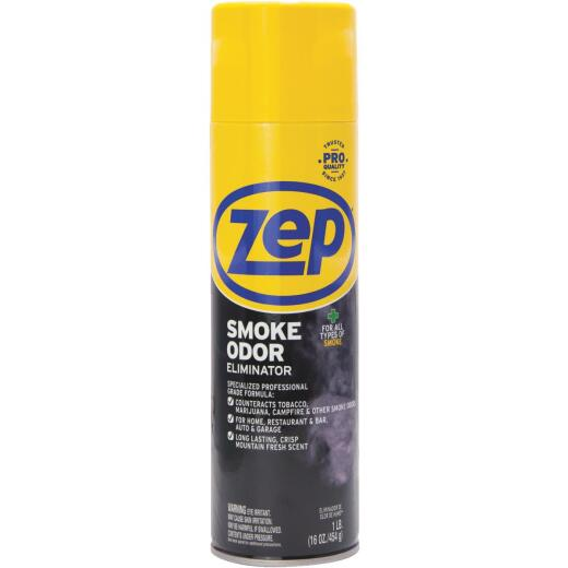 Zep 16 Oz Smoke Odor Eliminator