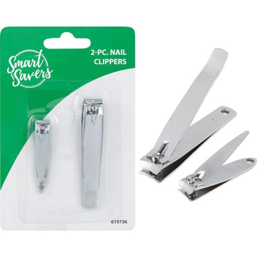 Smart Savers Nail Clipper (2-Count)