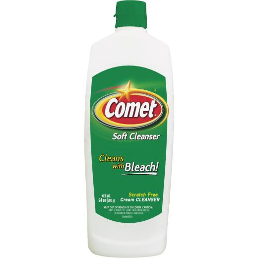 Comet 24 Oz. Soft Cleanser
