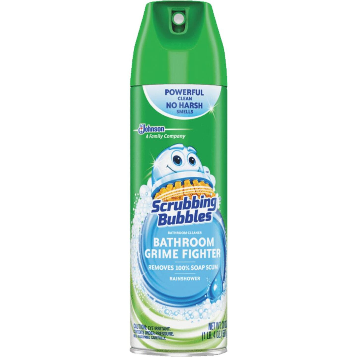 Scrubbing Bubbles 20 Oz. Disinfectant Penetrating Foam Bathroom Cleaner Image 1