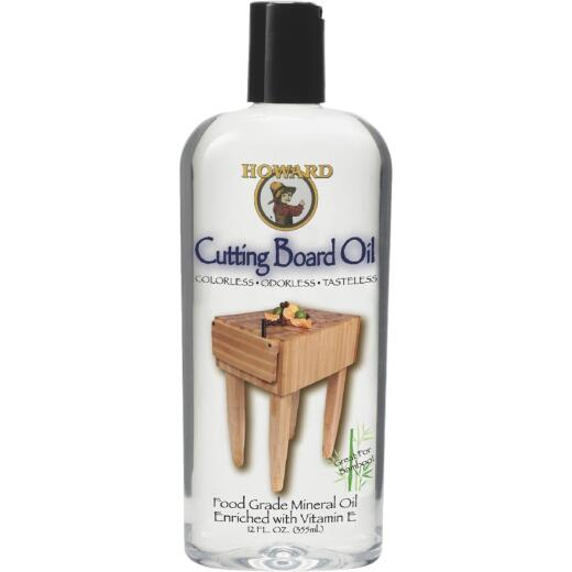 Howard 12 Oz. Cutting Board Oil