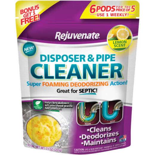 Rejuvenate Lemon Disposer & Pipe Cleaner (6-Count)