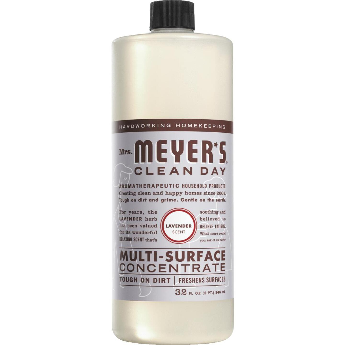 Mrs. Meyer's Clean Day 32 Oz. Lavender Multi-Surface Concentrate Image 1