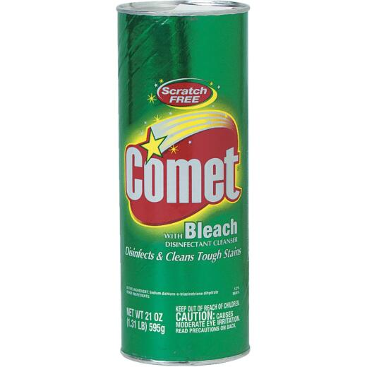 Comet 21 Oz. Powder Cleaner with Bleach