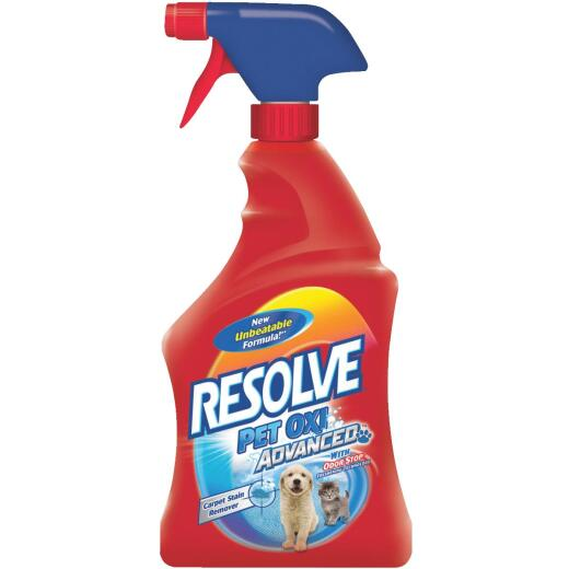Resolve 22 Oz. Pet Stain And Odor Carpet Cleaner