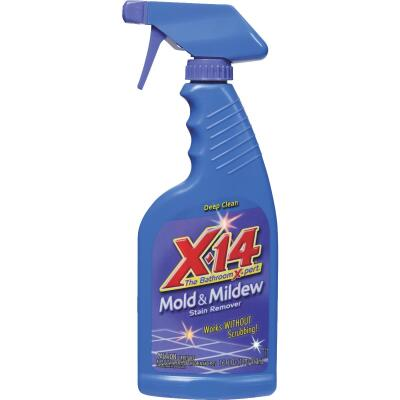 X-14 16 Oz. Instant Mildew Stain Remover with Bleach