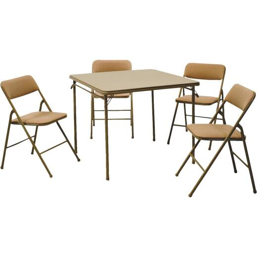 COSCO Table & Chair Set (5-Piece)