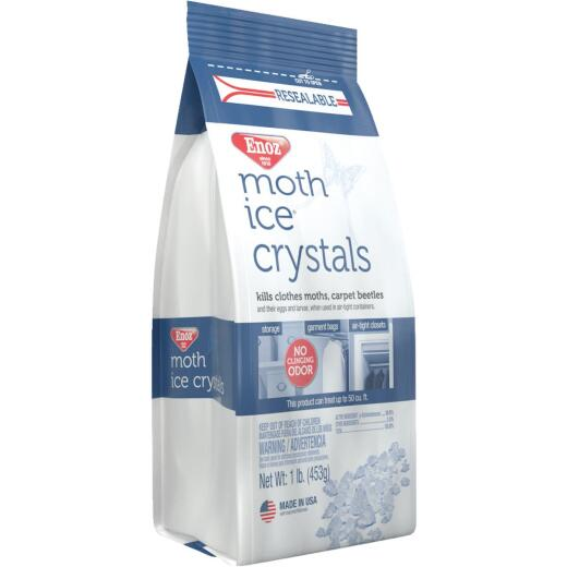 Enoz 1 Lb. Moth Ice Crystals