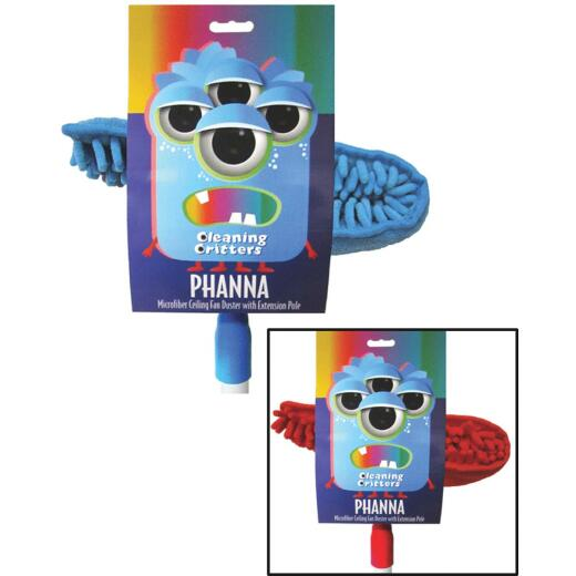 Ettore Phanna Cleaning Critters 59 In. Ceiling Fan Duster