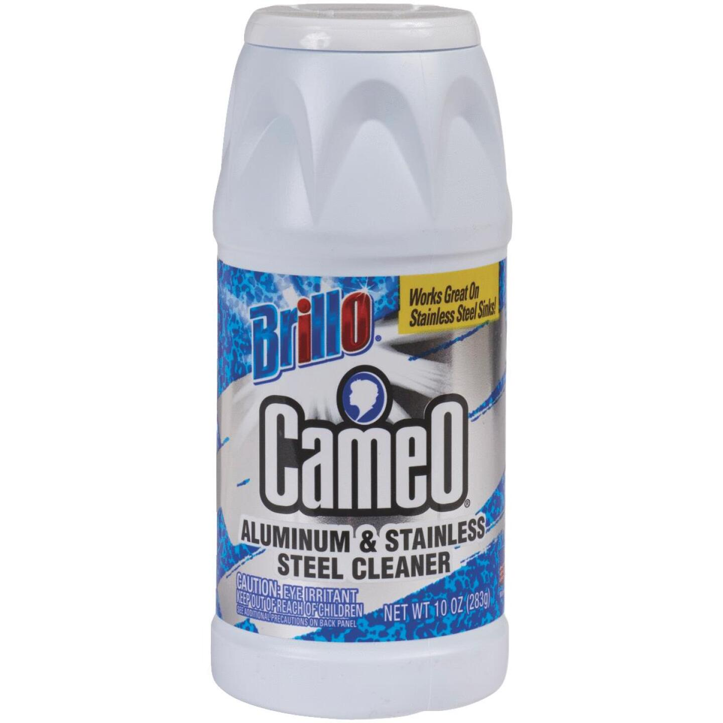 Brillo Cameo 10 Oz. Aluminum & Stainless Steel Cleaner Image 1