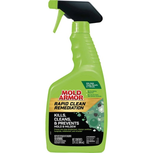 Mold Armor Rapid Clean Remediation 32 Oz. Mold Removal Trigger