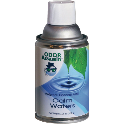 Odor Assassin 7.25 Oz. Calm Waters Metered Refill