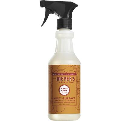 Mrs Meyer's Clean Day 16 Oz. Apple Cider Multi-Surface Everyday Cleaner