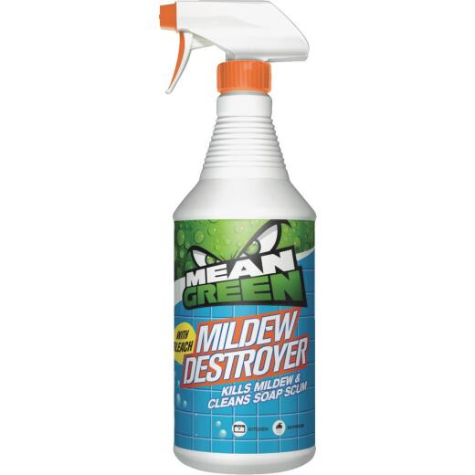 Mean Green 32 Oz. Mildew Destroyer And Cleaner