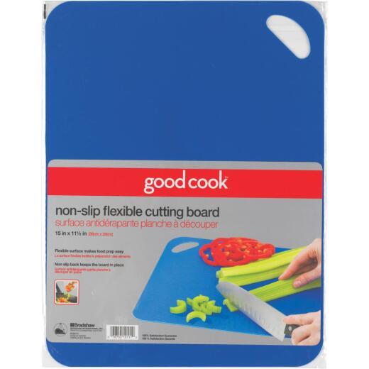 GoodCook 11.5 In. x 15 In. Non-Slip Flexible Chopping Mat