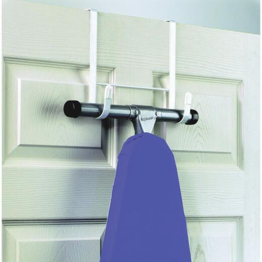 Spectrum Over The Door Ironing Board Holder