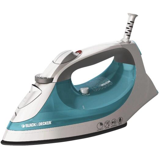 Black & Decker QuickPress Express Steam Iron