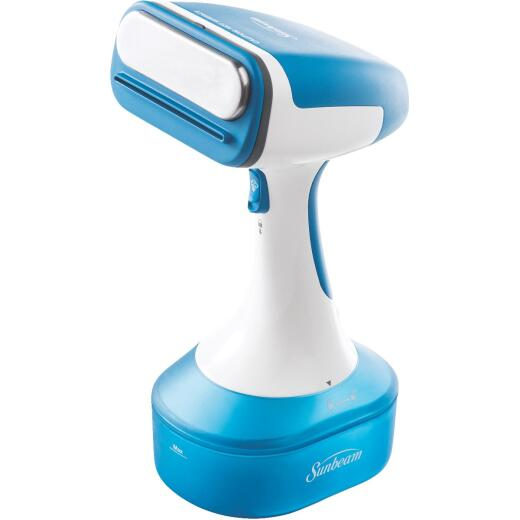 Sunbeam Power Steam Fabric Handheld Steamer
