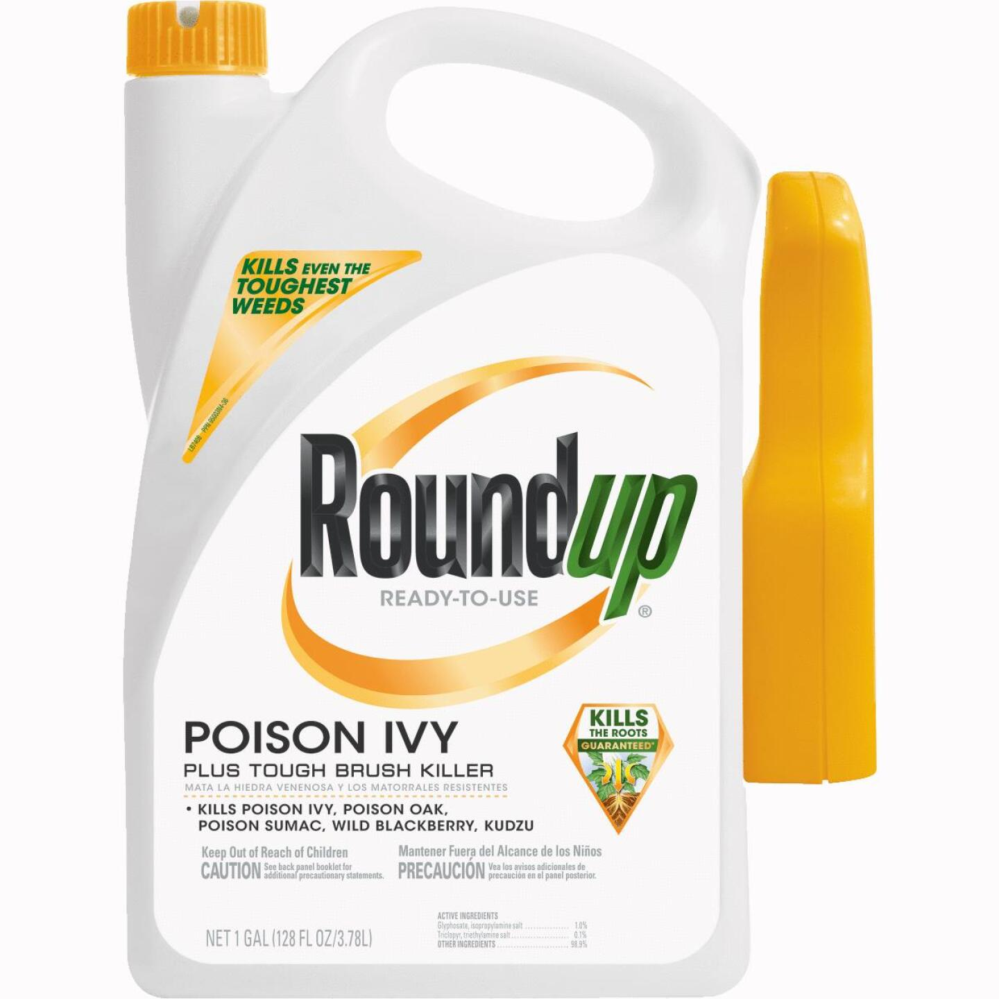 Roundup 1 Gal. Ready-To-Use Poison Oak & Ivy Killer Image 1