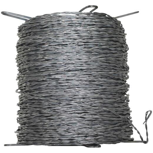 Oklahoma Steel & Wire 1320 Ft. x 12.5 Ga. Steel Barbless Wire