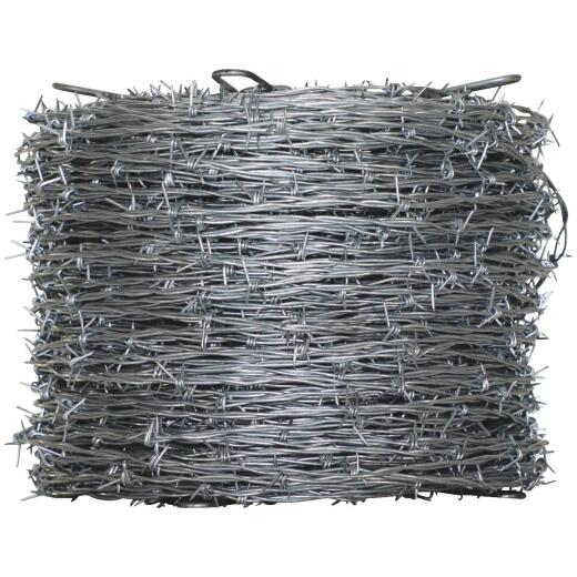 Oklahoma Steel & Wire 1320 Ft. x 12.5 Ga. 4 Pt. Barbed Wire