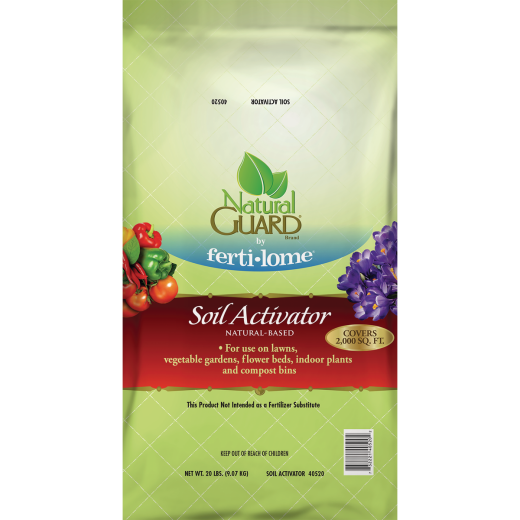 Natural Guard 20 Lb. 1000 to 2000 Ft. Coverage Soil Activator