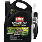 Ortho GroundClear 1.33 Gal. Ready To Use Poison Ivy & Tough Brush Killer with Comfort Wand Image 1