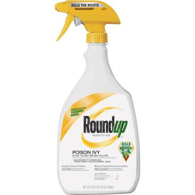 Roundup 24 Oz. Ready-To-Use Poison Oak & Ivy Killer
