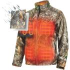 Milwaukee M12 Large Realtree Camo Cordless Heated Jacket Kit Image 2