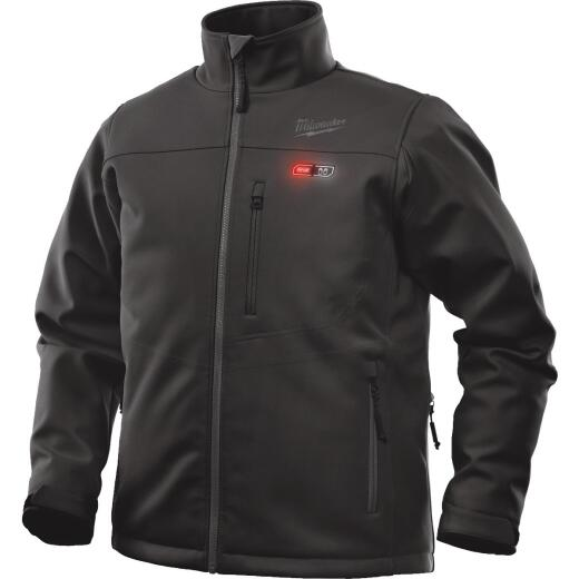 Milwaukee M12 XL Black Cordless Heated Jacket Kit