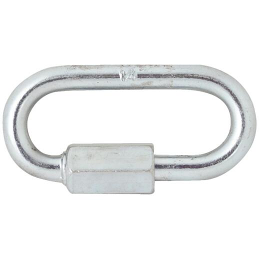 Campbell 1/4 In. Zinc-Plated Steel Quick Link
