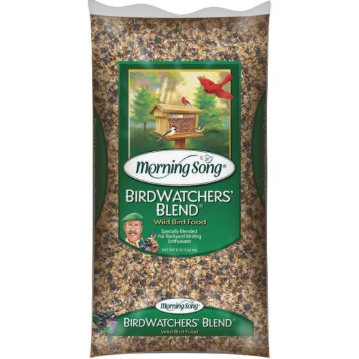 Morning Song Birdwatchers Blend 8 Lb. Wild Bird Seed