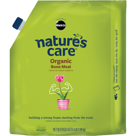 Miracle-Gro Nature's Care 3 Lb. 6-8-0 Bone Meal