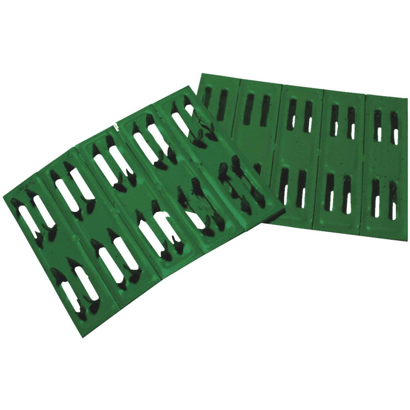 Coolaroo Green Plastic Sun Screen Wood Fasteners (50-Pack) Image 1