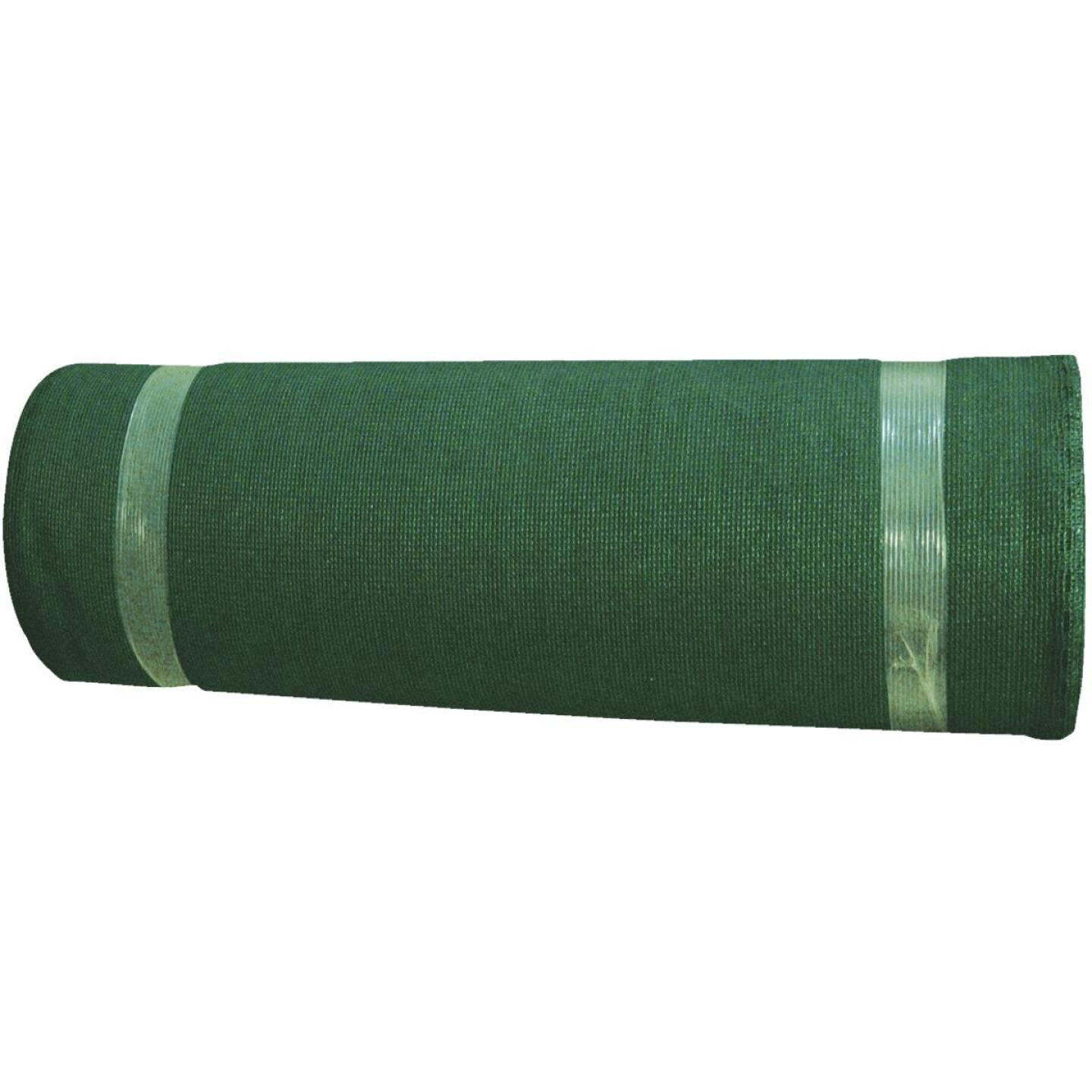 Coolaroo 6 Ft. W. x 100 Ft. L. Forest Green 50% UV Sun Screen Fabric Image 1