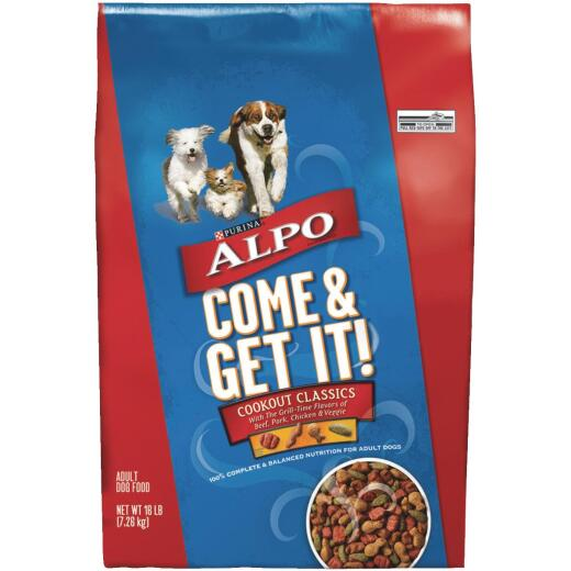 Alpo Come & Get It! 16 Lb. Dry Dog Food
