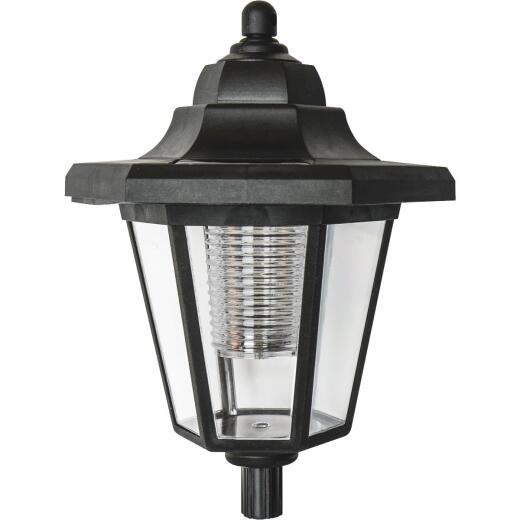 AdjustaPole Solar LED Lantern Bird Feeder Light