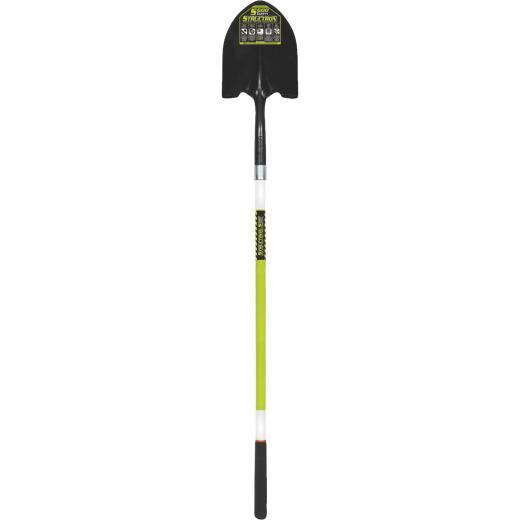 Structron S600 Safety 48 In. Fiberglass Handle Round Point Shovel