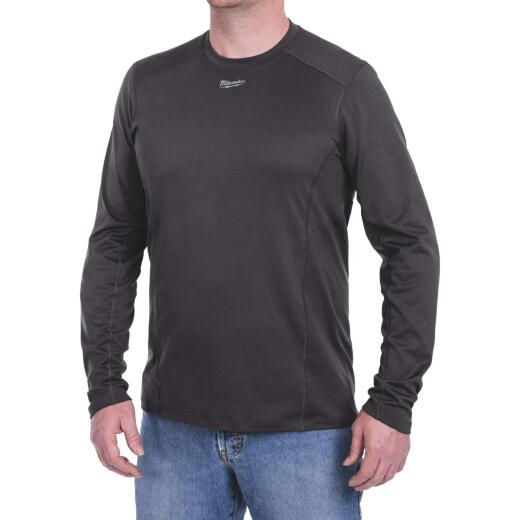 Milwaukee Workskin XL Gray Long Sleeve Men's Shirt