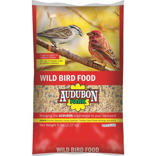 Audubon Park 5 Lb. Wild Bird Food