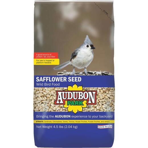 Audubon Park 4.5 Lb. Safflower Seed Wild Bird Food