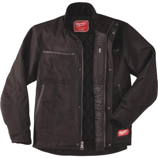 Milwaukee Gridiron XL Black Polyester Jacket