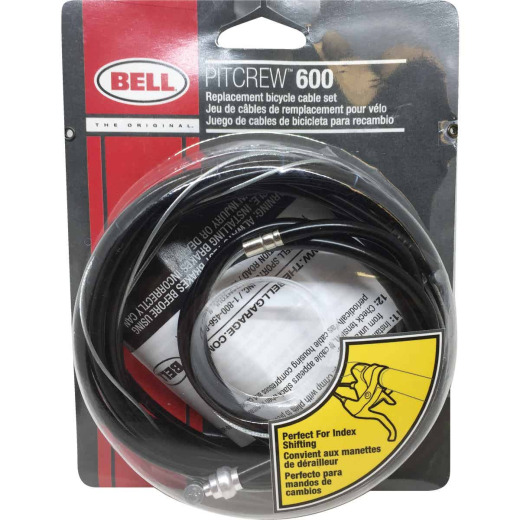Bell Sports Bicycle Gear & Brake Cable Set