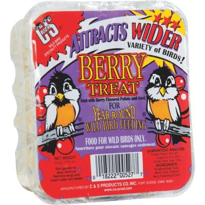 C&S 11.75 Oz. Berry Treat Suet