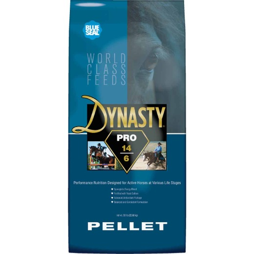 Kent Dynasty Pro 50 Lb. Active Horse Feed
