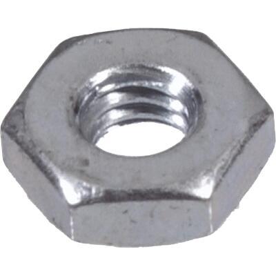 Hillman #10 24 tpi Low-Carbon Steel Hex Machine Screw Nut (20 Ct.)