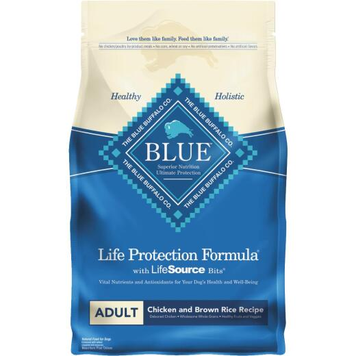 Blue Buffalo Life Protection Formula 6 Lb. Chicken & Brown Rice Dry Adult Dog Food